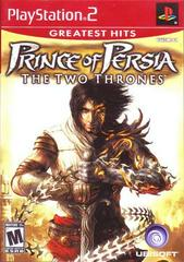 Prince of Persia The Two Thrones (No Manual) PS2 Used
