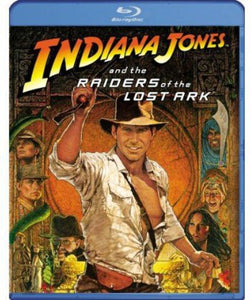 Indiana Jones and the Raiders of the Lost Ark Blu-ray Used