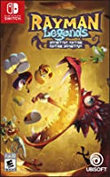 Rayman Legends Definitive Edition Switch Used
