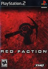 Red Faction PS2 Used