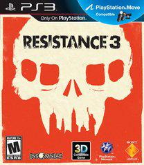 Resistance 3 PS3 Used