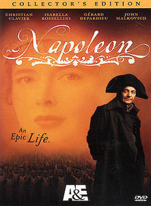 Napoleon The Complete Miniseries DVD Used