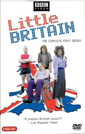 Little Britain The Complete First Series DVD Used