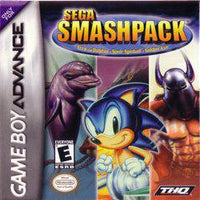 Sega Smash Pack (Cartridge Only) GBA Used