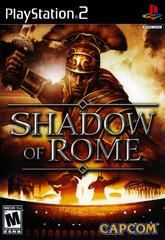 Shadow of Rome (No Manual) PS2 Used