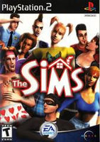 Sims PS2 Used