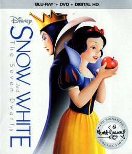 Snow White Blu-ray Used