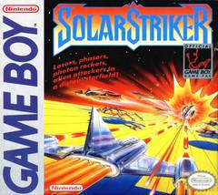 Solar Striker (Cartridge Only) Game Boy Used