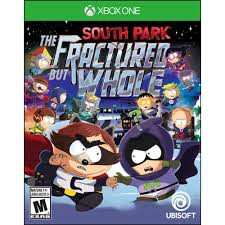 South Park The Fractured But Whole Xbox One Used