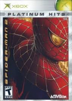 Spiderman 2 Xbox Original Used