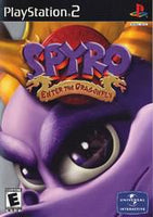 Spyro: Enter the Dragonfly PS2 Used