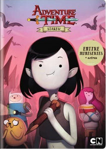 Adventure Time Stakes! DVD Used