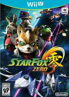 Star Fox Zero Wii U Used