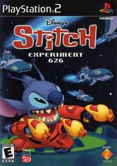 Stitch Experiment 626 PS2 Used