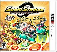 Sushi Striker 3DS Used