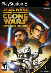 Star Wars The Clone Wars: Republic Heroes PS2 Used