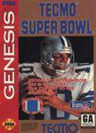 Tecmo Super Bowl (Cartridge Only) Sega Genesis Used