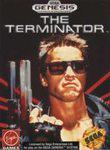 Terminator (Cartridge Only) Sega Genesis Used