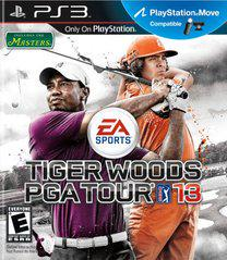 Tiger Woods PGA Tour 13 PS3 Used