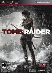 Tomb Raider PS3 Used