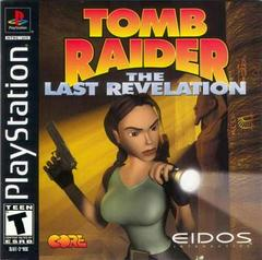 Tomb Raider: The Last Revelation PS1 Used
