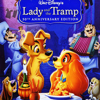 Lady and the Tramp DVD New