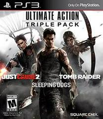 Ultimate Action Triple Pack PS3 Used
