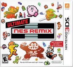 Ultimate NES Remix (Cartridge Only) 3DS Used