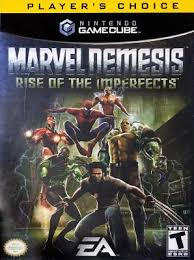Marvel Nemesis: Rise of the Imperfects (No Manual) GameCube Used
