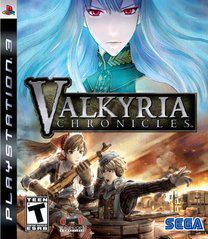 Valkyria Chronicles PS3 Used
