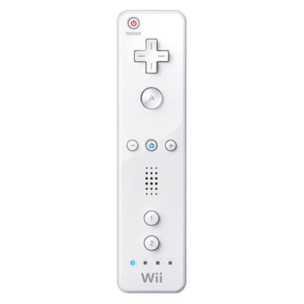 Wii Remote (White) (Nintendo Brand) Used
