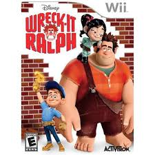 Wreck-It Ralph Wii Used