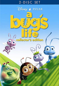 A Bug's Life DVD Used