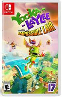 Yooka-Laylee & The Impossible Lair Switch New