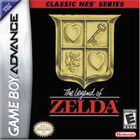 Legend of Zelda Classic NES Series (Cartridge Only) GBA Used