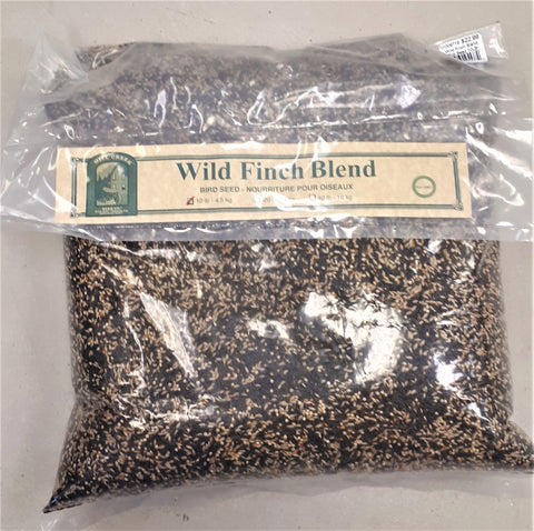 Wild Finch Bird Seed 10lb Bag