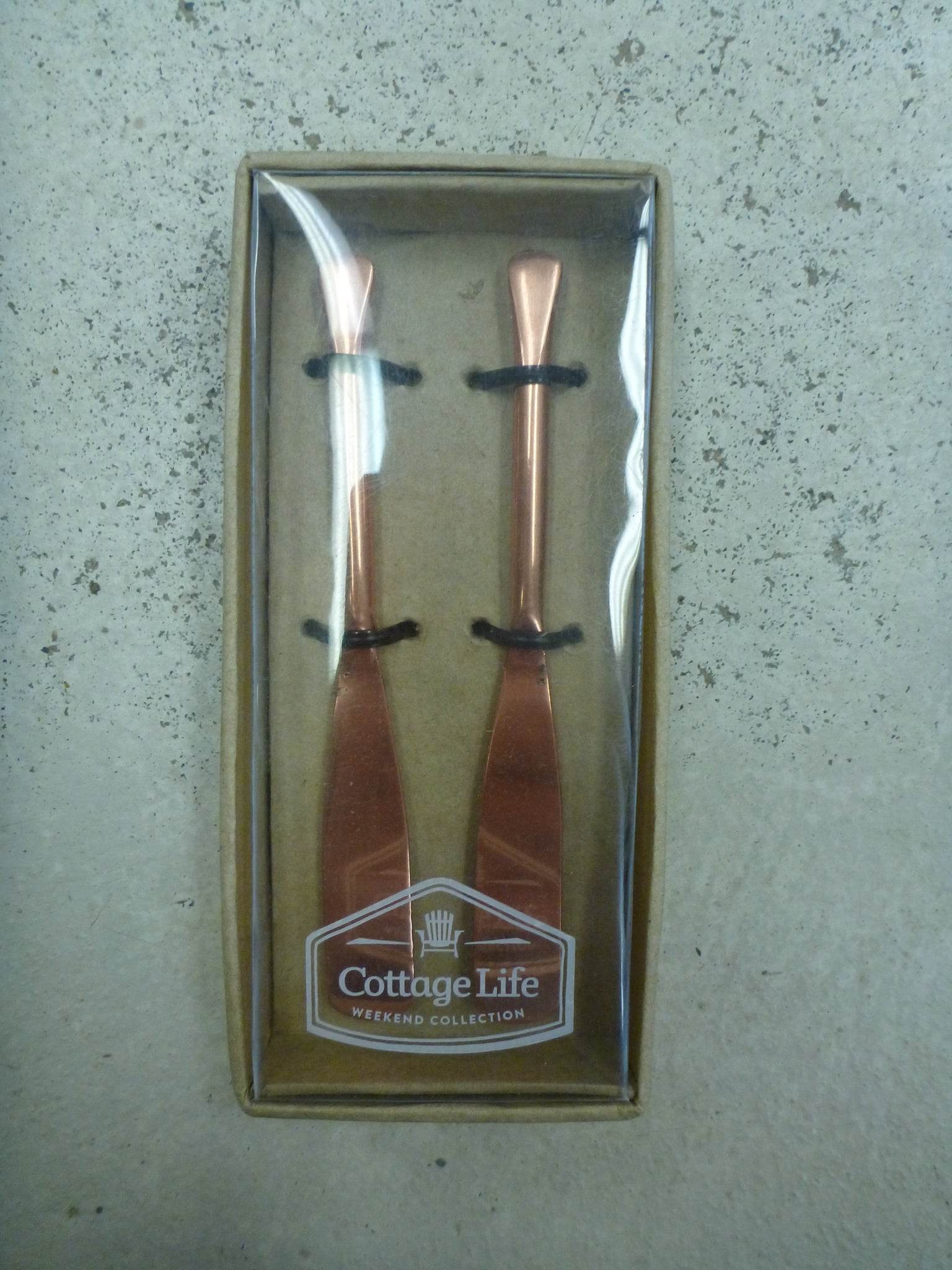 Paddle Butter Spreader - Set Of 2