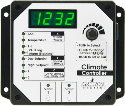 Grozone Control HT Climate Controller