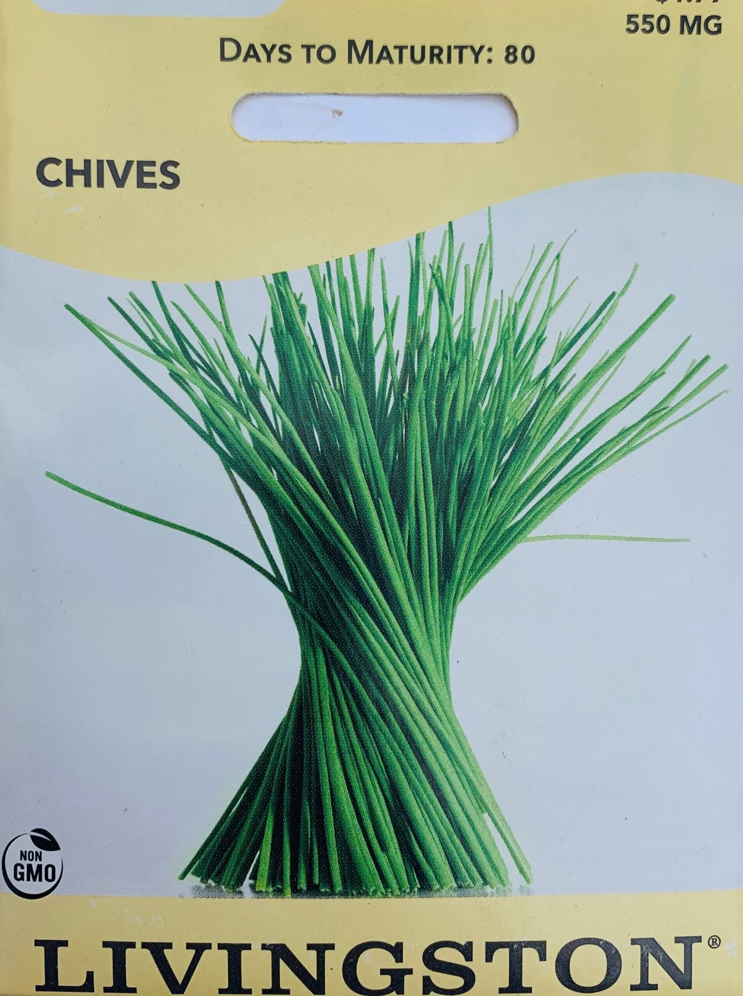 Livingston Seeds - Herb- Chives