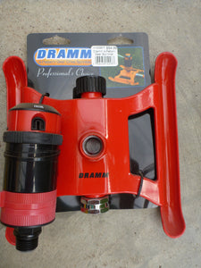 Dramm 4 Pattern Gear Sprinkler - Red