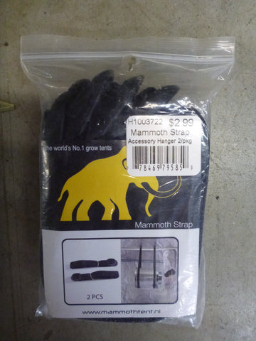 Mammoth Strap - Accessory Hanger 2/pkg