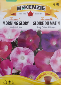 McKenzie Seeds Morning Glory Early Call Mix