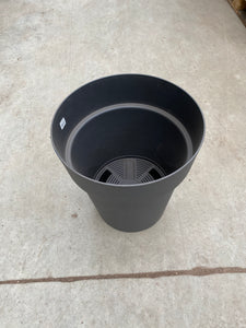 Viva Planter w/reservoir Grey 43cm/17""