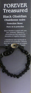 Braided Bracelet - Protection Stone