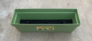 Window Box w/reservoir Green 76cm/30""