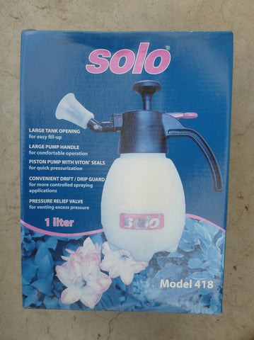 Solo - Pressure Sprayer