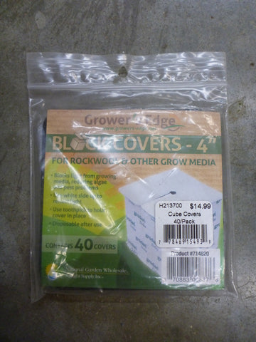 Cube Covers - 40/Pack