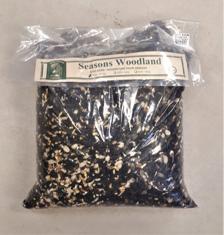 Seasons Woodland Bird Seed 10lb Bag