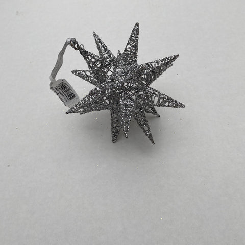 Monravian Star Ornament Metal 6""
