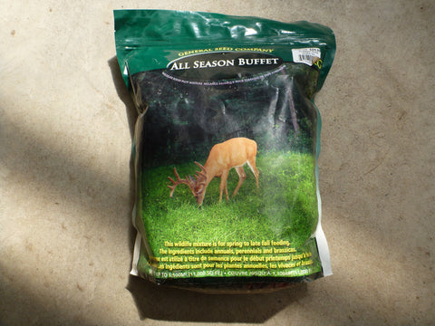 General Seed Co. - All Season Buffet Wildlife Mix